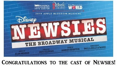 Newsies Cast